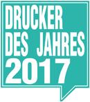 Drucker des Jahres 2017 in Nachhaltigkeit